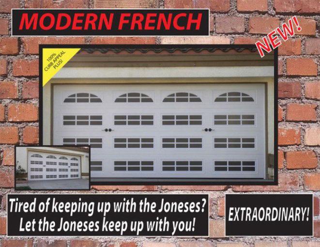 Modern French Series Doorworks