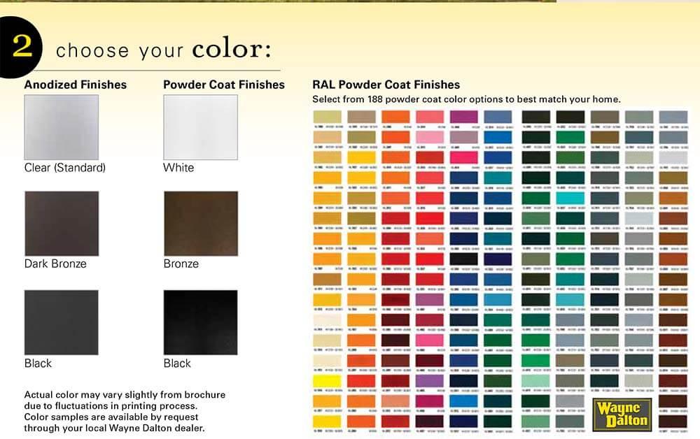 Can You Powder Coat Aluminum >> Aluminum Garage Door Model 8800 – DoorWorks