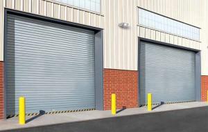 Rolling Service Door Model 800 Doorworks