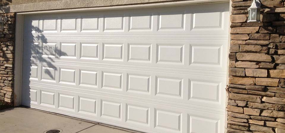 16 X 7 Two Car Garage Installed For $700.00.